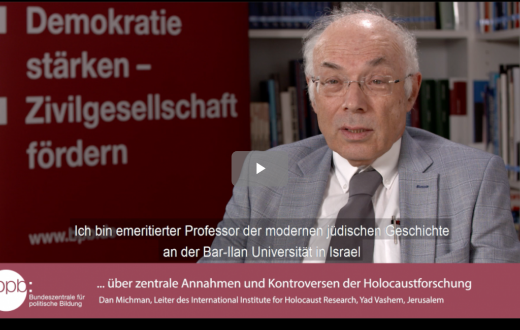 """Bundeszentrale für Politische Bildung –  """"Perspektiven der Täterforschung"""""""